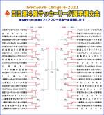 選手権大会トーナメント表仮画像