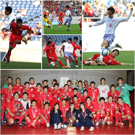 浦和東vs武南-決勝戦画像
